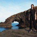 Mono negro de la colección 'Ocean Breeze' de Alberta Ferretti