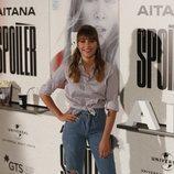 Aitana Ocaña presenta su nuevo disco 'Spoiler' con un outfit muy cool y juvenil