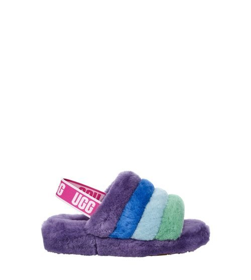 Sandalias de la firma UGG para la colección Pride 2019
