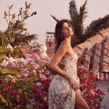 Vestido de crochet de la colección verano 2019 de For Love & Lemos