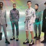 Look futurista: la apuesta de Kim Jones para Dior 2019