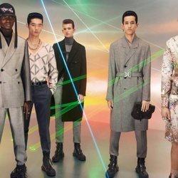 La campaña más futurista de Dior de la mano de Kim Jones