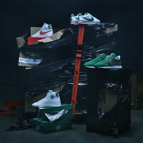 Primera línea de la nueva colección cápsula de Nike x Stranger Things