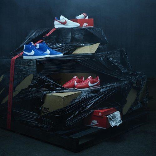 Segunda línea de la nueva colección cápsula de Nike x Stranger Things