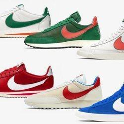 Nueva colección cápsula que va a lanzar Nike x Stranger Things