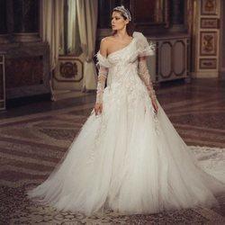Vestido de novia de Versace