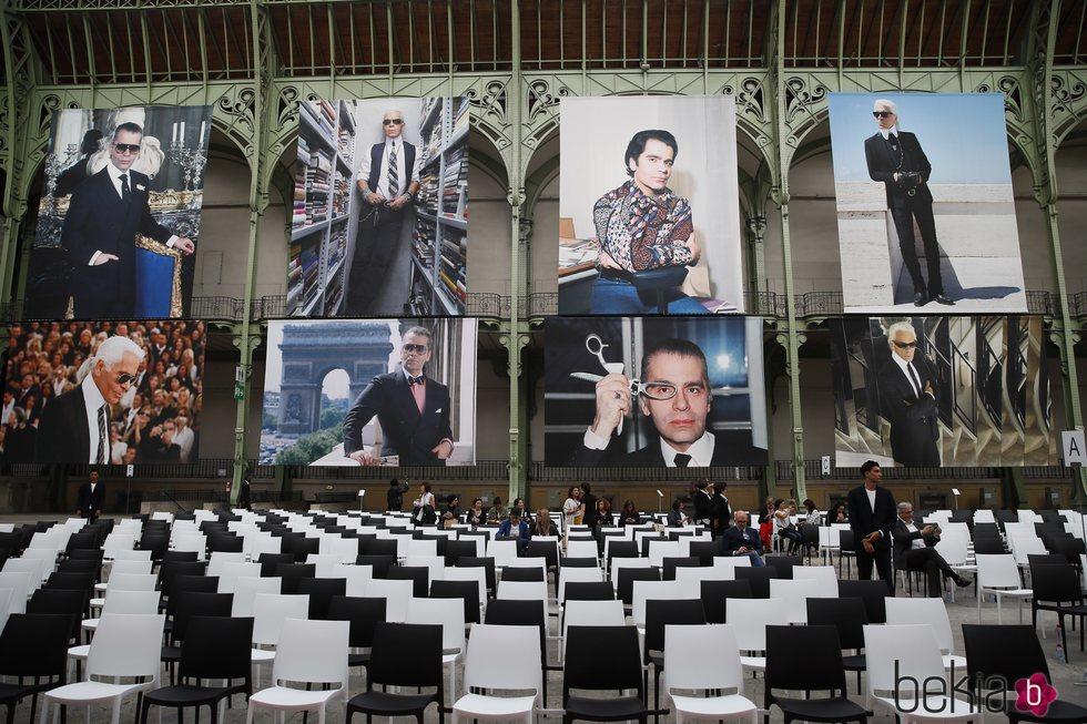 Karl for ever: el homenaje al último gran talento de la moda del siglo XX