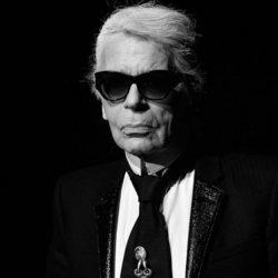 Karl Lagerfeld, el último gran diseñador