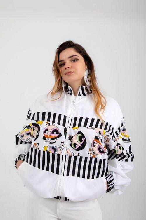 Chaqueta 'Coco Sport Jacket' de la nueva línea 'curvy' de María Escoté