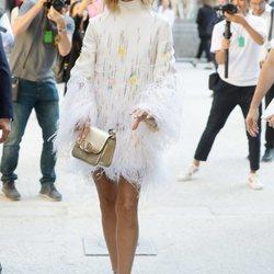 Céline Dion en la Semana de Alta Costura de París 2019