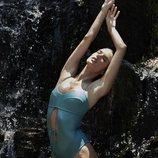 Bañador verde de la colección 'Natural Mystic' de GAL Floripa