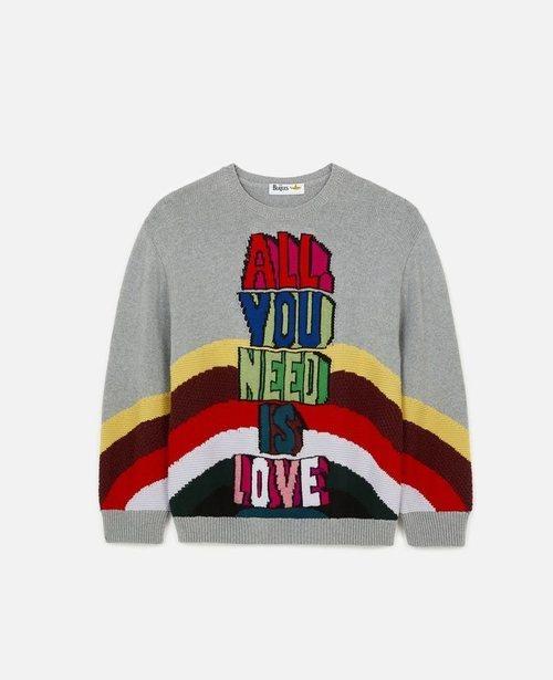 Suéter de la nueva colección de Stella McCartney x The Beatles