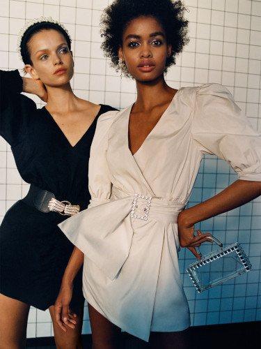 Mni vestidos de la colección 'Pretty Bold' de Zara TRF