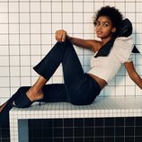 Cuerpo asimétrico de la colección 'Pretty Bold' de Zara TRF