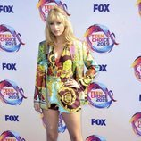Taylor Swift de Versace en los Premios Teen Choice 2019