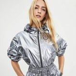 Mono metalizado de la colección otoño 2019 de Bershka