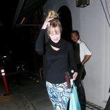 Melanie Griffith se viste de hippie en su última aparición en público
