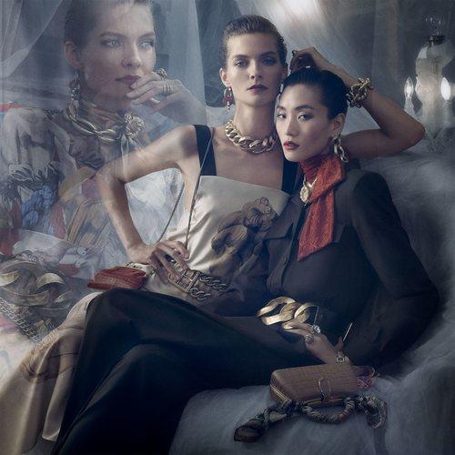 Vestido de tirantes de la colección otoño 2019 de Zara