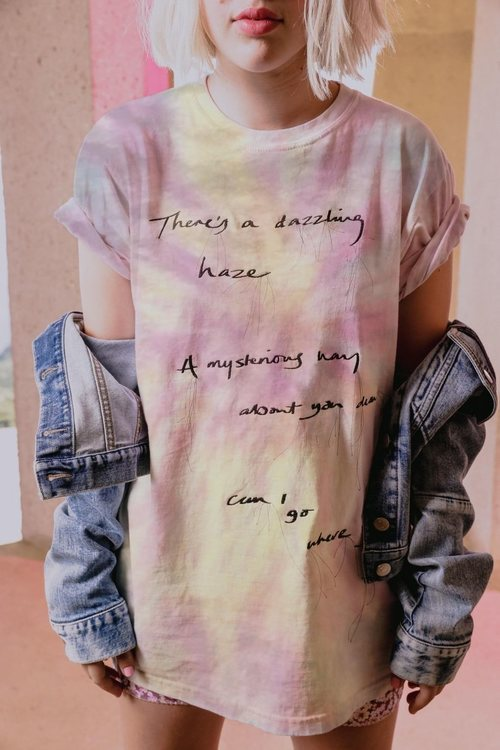 Camiseta de algodón Stella McCartney x Taylor Swift