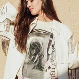 Camiseta y chaqueta de flecos Stella McCartney x Taylor Swift