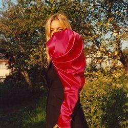 Traje de chaqueta de la colección otoño/invierno 2019 de Alexander McQueen