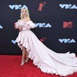 Zara Larsson en los Premios MTV VMAs 2019