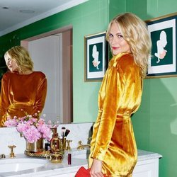 Poppy Delevingne protagoniza la colección 'At Home with' de H&M Home