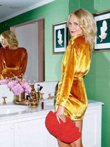 Poppy Delevingne protagoniza la colección 'At Home with' de H&M Home