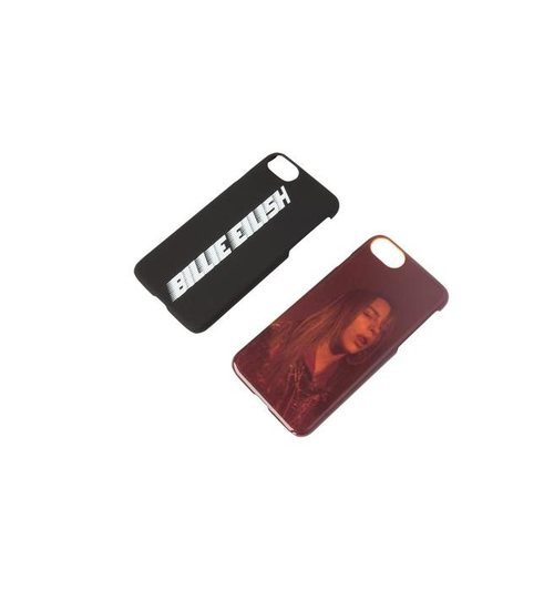Fundas de móvil para iPhone de la colección Billie Eilish x Bershka