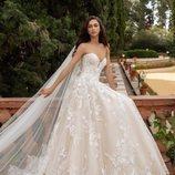 Vestido 'Elcira' de la colección 2020 de Pronovias