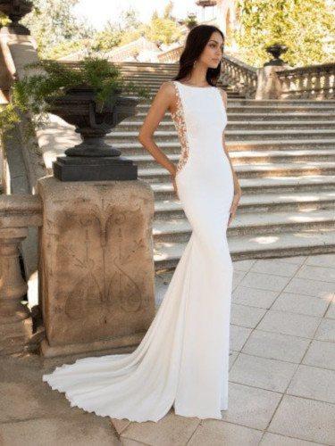 Vestido 'Valera' de la colección 2020 de Pronovias