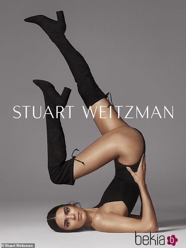 Botas 'Lesley' de la colección otoño 2019 de Stuart Weitzman