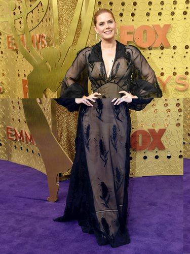 Amy Adams vestida de Fendi en los premios Emmy 2019