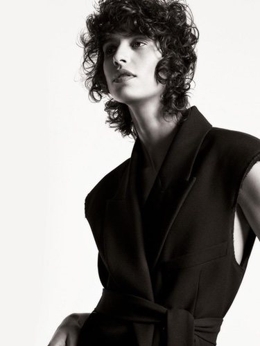Abrigo con cuello de solapa de 'Zara Scenes'