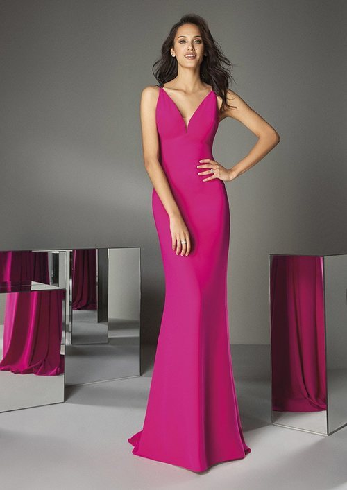 Vestido 'A Touch of Sparkle' nº58 de #PronoviasPink que recauda fondos para la AECC