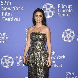 Penélope Cruz luce un vestido joya de Chanel durante el Festival de Cine de Nueva York