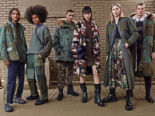 Foto promocional 'Zara SRPLS' otoño 2019