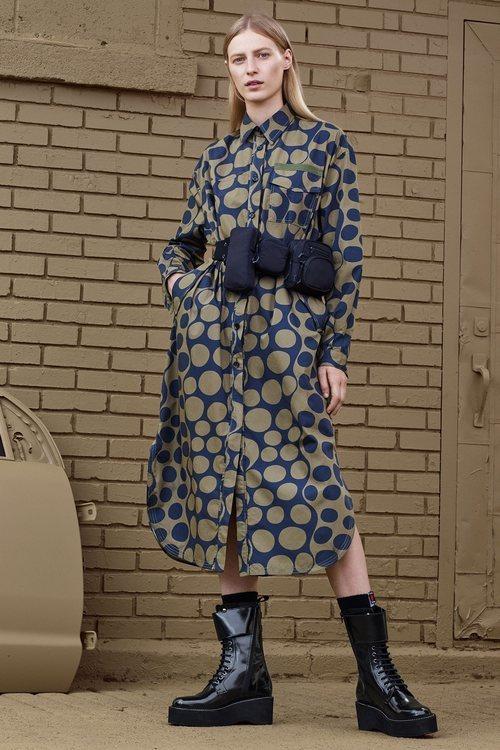 Vestido largo de 'Zara SRPLS' otoño 2019