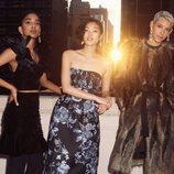 Vestido palabra de honor de la colección 'Conscious Exclusive' de H&M