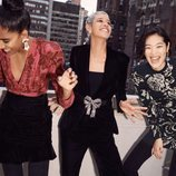 Traje negro de la colección 'Conscious Exclusive' de H&M