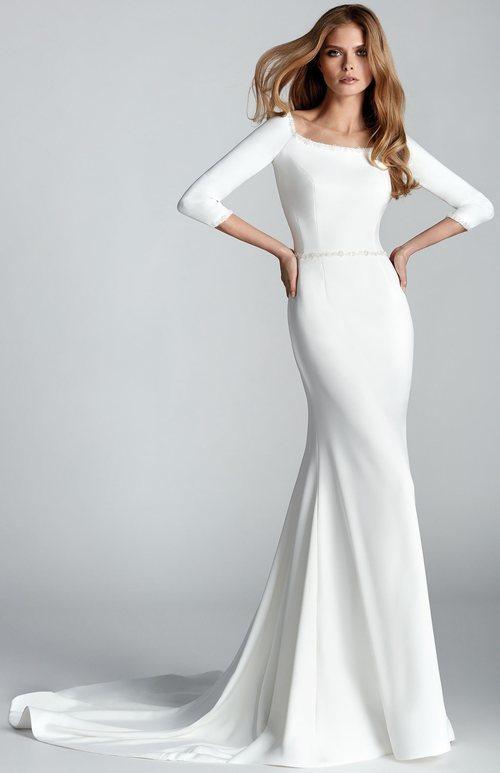 Vestido 'Talvina' de la colección Atelier Novia 2020 de Hannibal Laguna