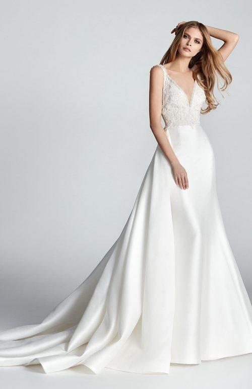 Vestido 'Tarantin' de la colección Atelier Novia 2020 de Hannibal Laguna