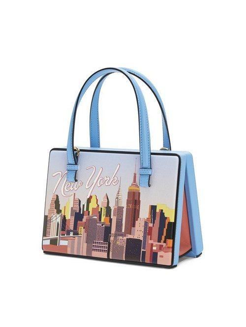 Bolso Nueva York de la colección Loewe Postal 2019