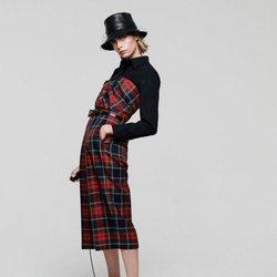 Vestido ajustado de la colección Prêt a Porter otoño/invierno 2019/2020 de Dior