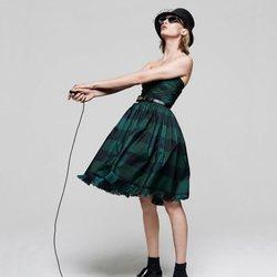 Vestido de la colección Prêt a Porter otoño/invierno 2019/2020 de Dior