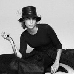 Sombrero de la colección Prêt a Porter otoño/invierno 2019/2020 de Dior