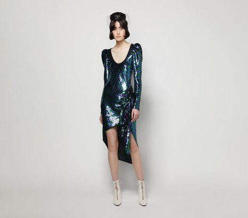 Disco Dress de Marc Jacobs para la colección otoño 2019