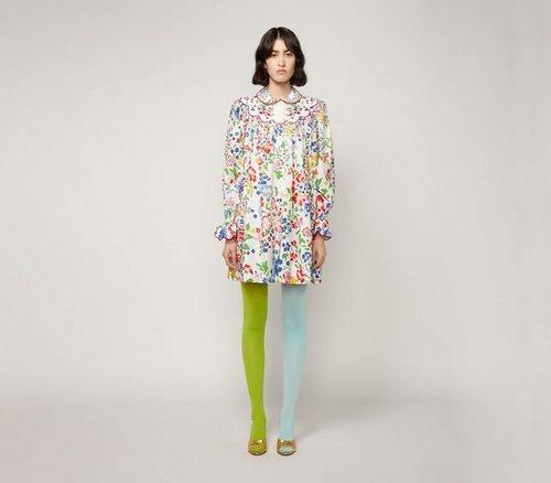 Smock Dress de Marc Jacobs para la colección otoño 2019