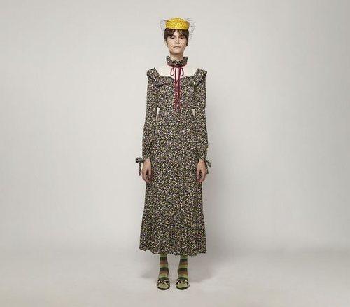 Victorian Dress de Marc Jacobs para la colección otoño 2019