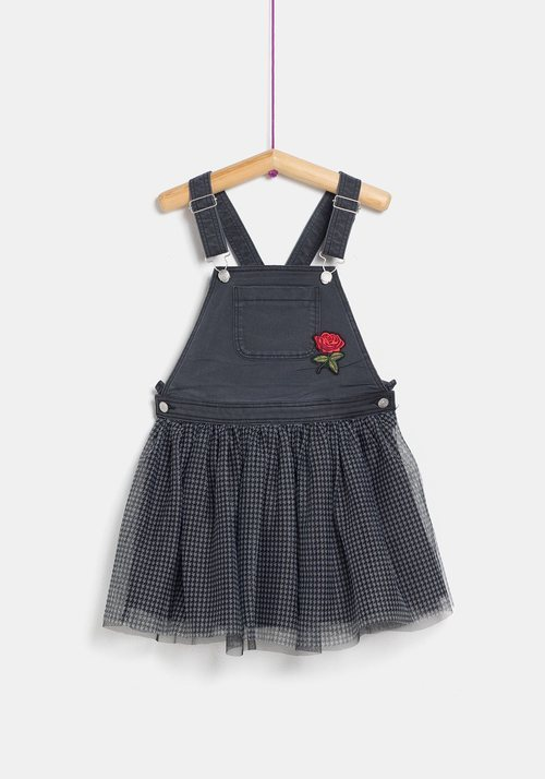Peto y falda de tul de la colección 'I-O' de Carrefour y TEX para otoño/invierno 2019